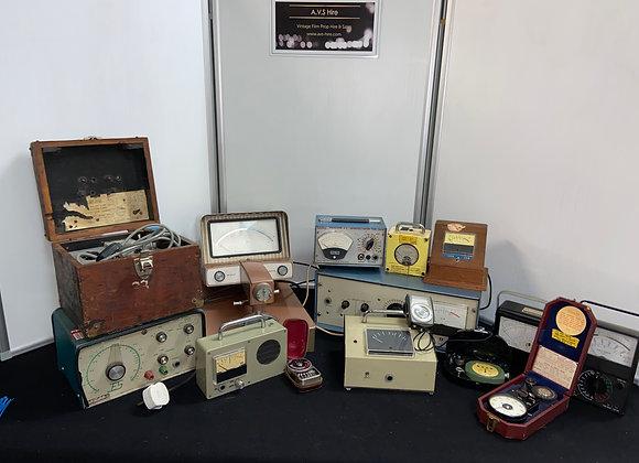 Various Testing Equipment