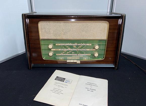 Ace Radio Receiver RG358