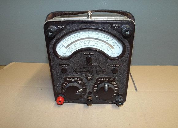 Universal Avometer