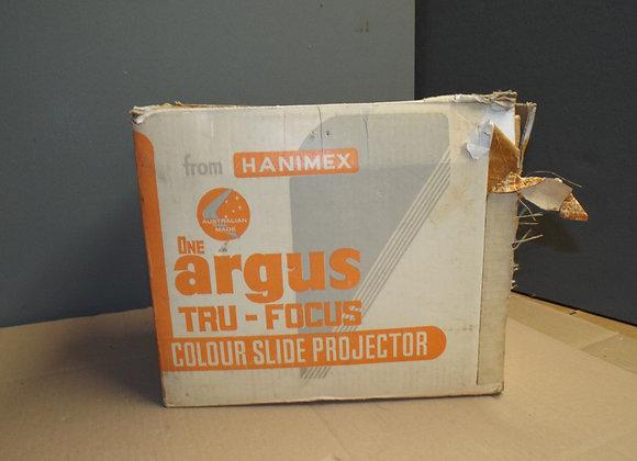 Argus Tru-Focus Colour Slide Projector