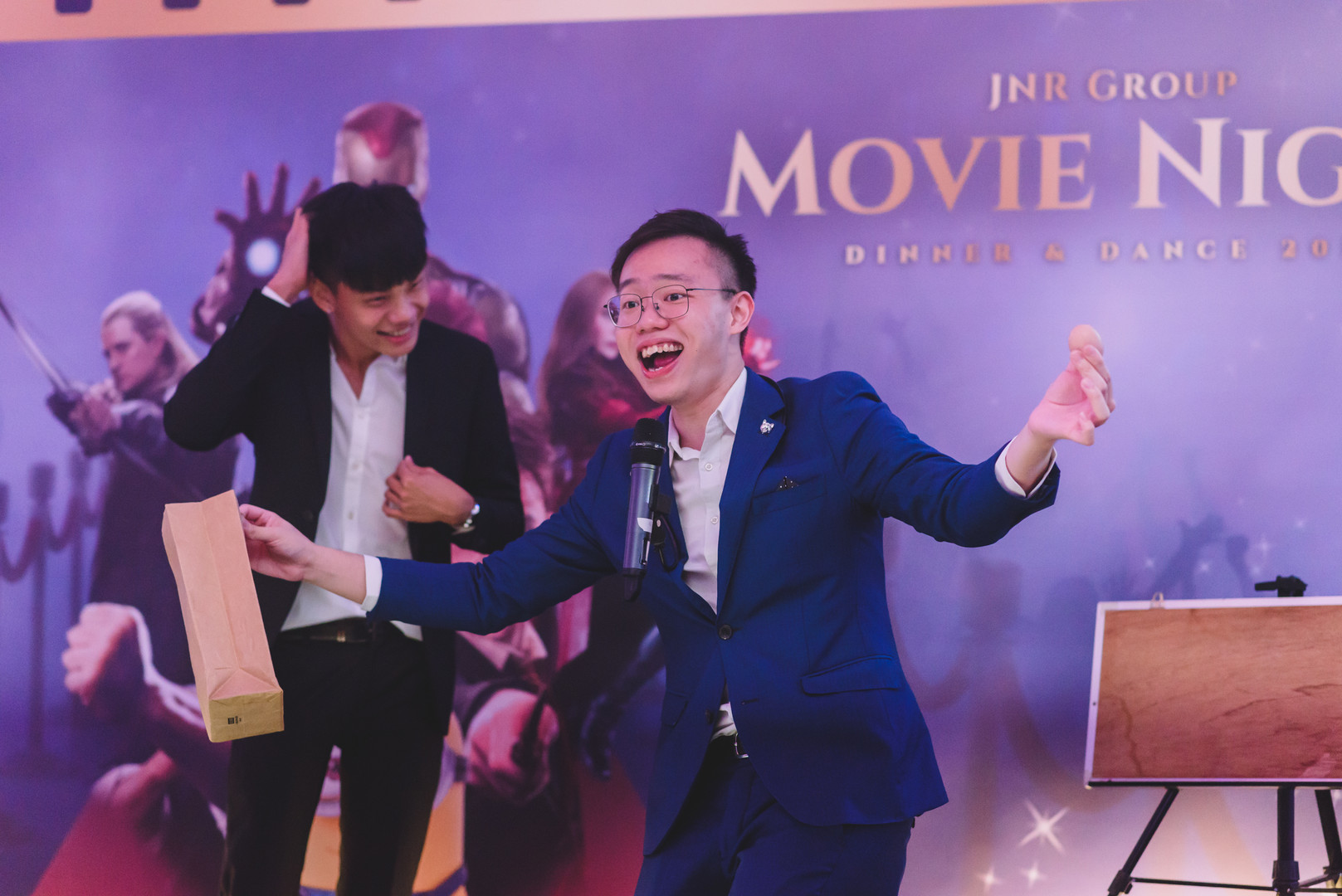 Corporate Event Magician - Ian Tan C.K.