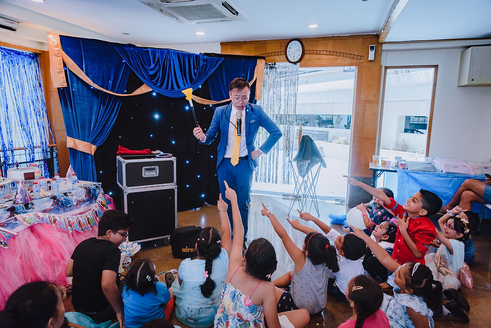 Children's Magic Show Singapore