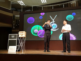 Corporate Magic Show by Ian Tan C.K.