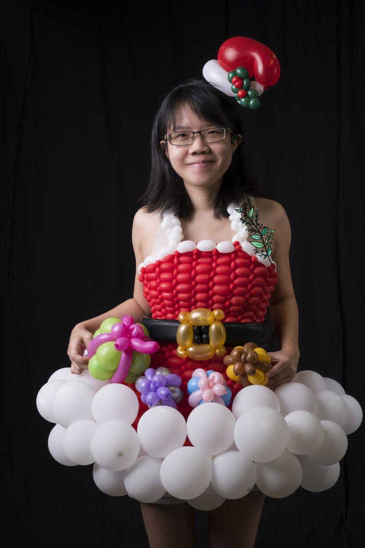 Balloon Costume