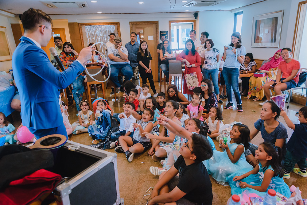 Magic Show for All Ages Singapore
