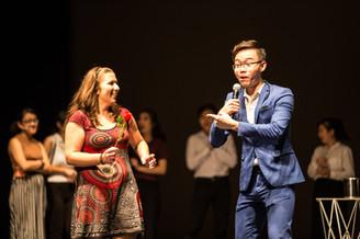 Parties Magic show in Singapore