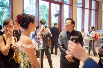 Corporate Party Entertainment show by Ian Tan C.K.