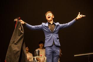 Magic Show in Singapore by Magician Ian Tan C.K.