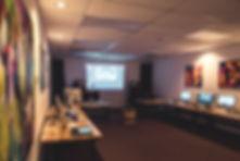 media production lab