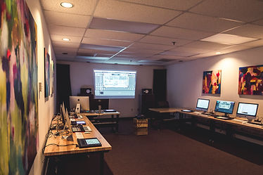 media production lab