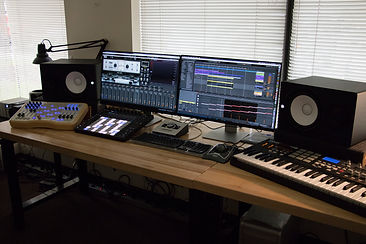 music mixing system