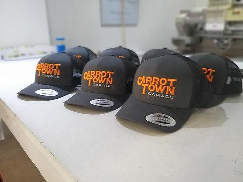 Carrot Town Garage Cap