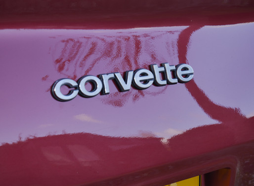 Three Corvette's arrive at Carrot Town Garage - UK Corvette Dealer