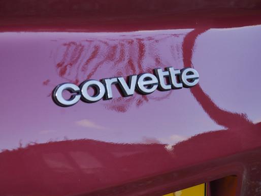 Three Corvette's arrive at Carrot Town Garage - UK Corvette Dealer
