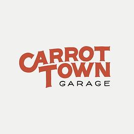 Carrot Town Garage - Logo - Colour - Off