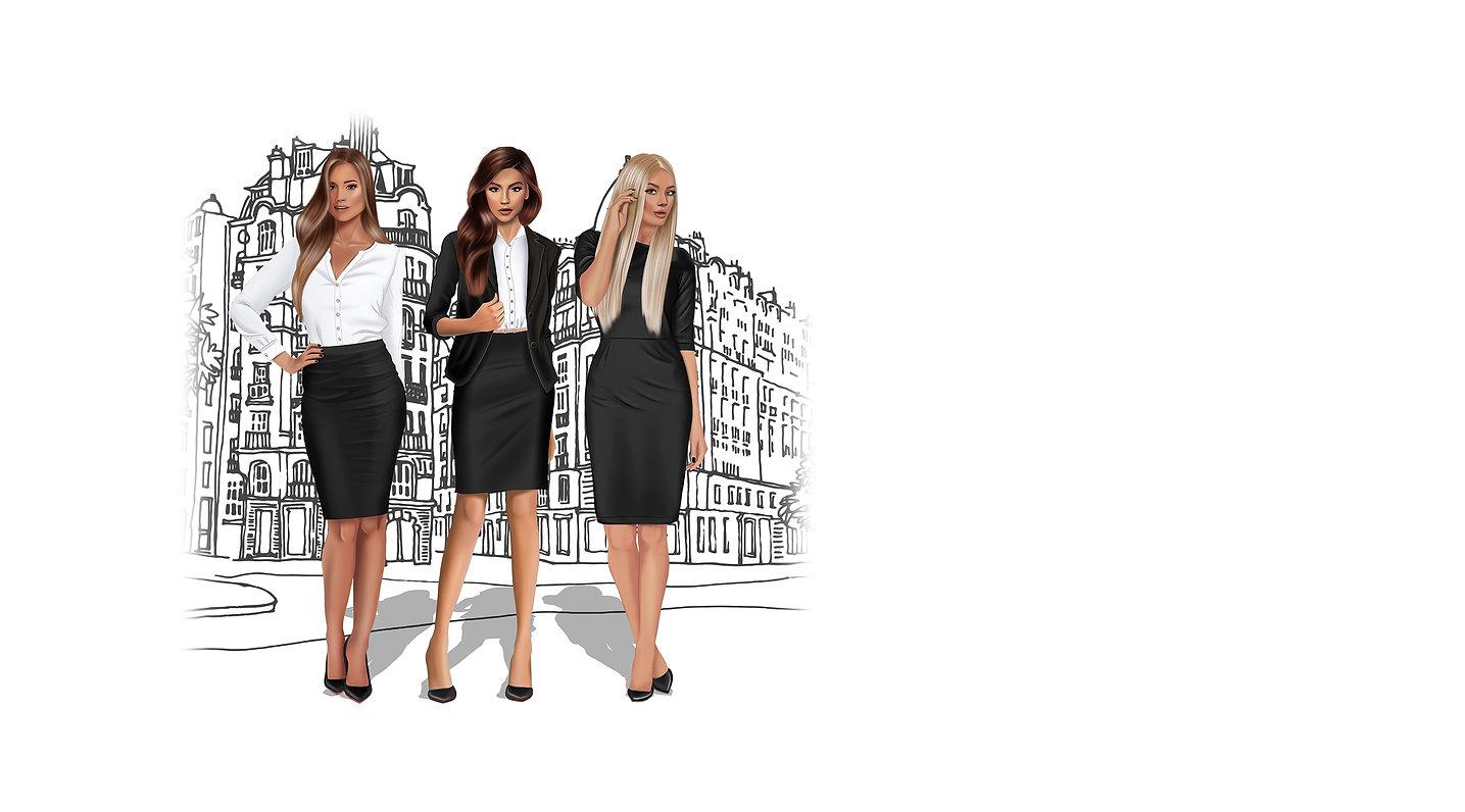 Dalmania Hostess Team Budapest