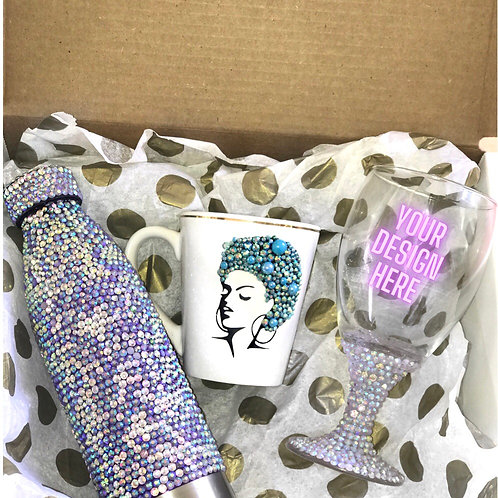 """""""Bling Out"""" Gift Set"""
