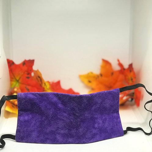 Purple Wash Face Mask