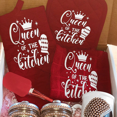 """""""Queen of the Kitchen"""" Gift Set"""