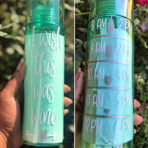 Humorous Water Bottle