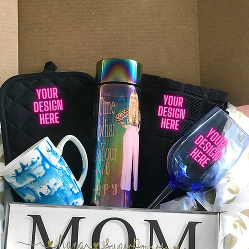 """Happy Soul"" Customized Gift Set"