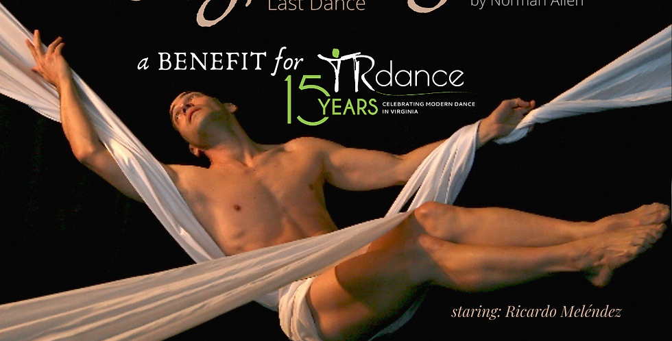Nijinsky's Last Dance (STUDENT VIRTUAL TICKET)