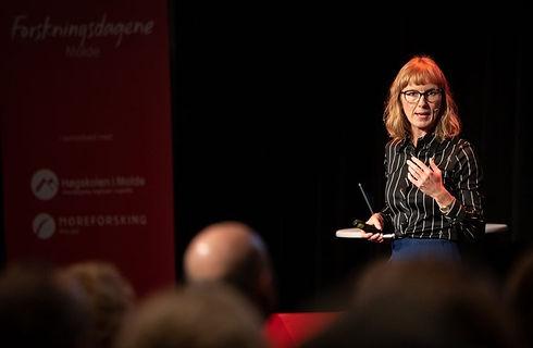 Christina Berg Johansen wildtime social scientist temporality time sustainability