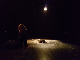 Lecture-performance Hyperobjects:DUST