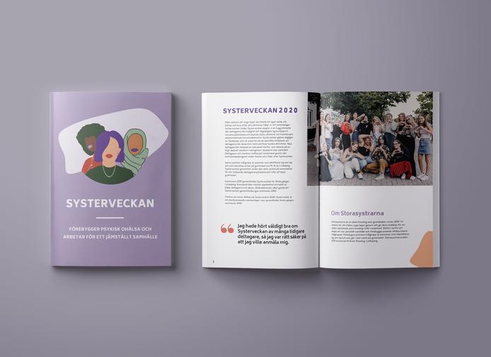 layout & branding - Storasystrarna