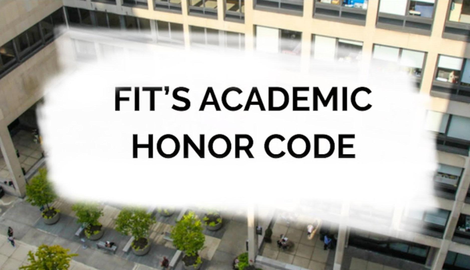 video - academic honor code