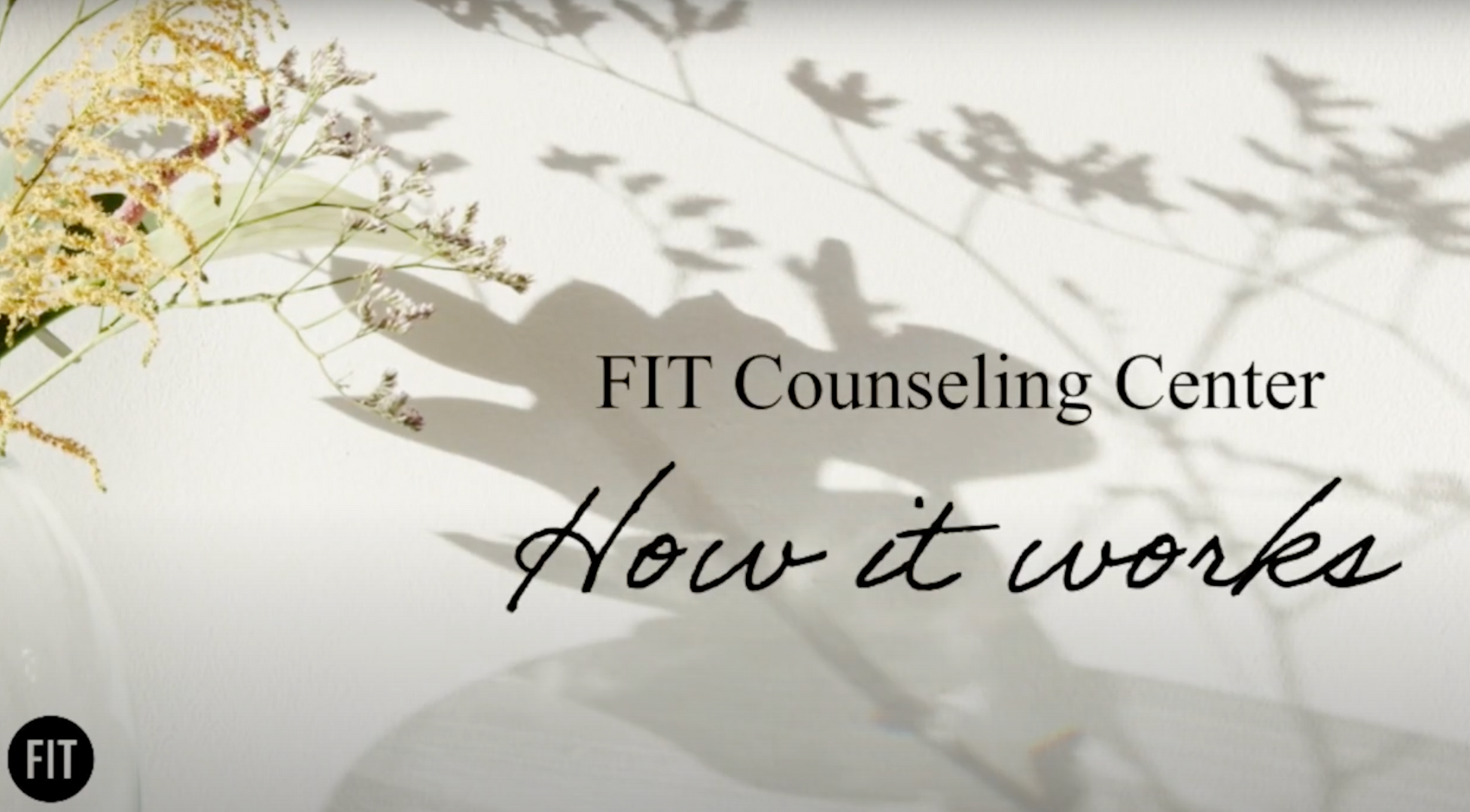 video - counseling center