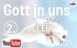 Teil 2  - Belebt - Heiliger Geist Predig