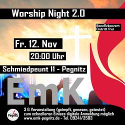 Flyer Worship open Air