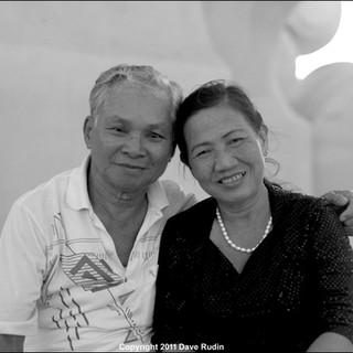 Couple, Nha Trang, 2011