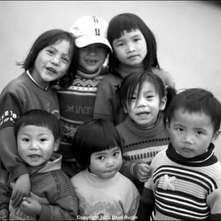 Cute Kids, Sapa, 2006
