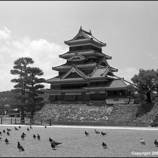 Matsumoto Castle, Matsumoto, 2004