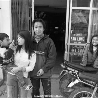 Family, Sapa, 2006