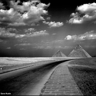 The Great Pyramids, Giza, 2017