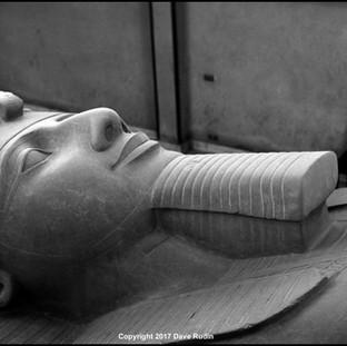 Colossal Figure of Ramses II, Memphis, 2017