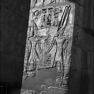 Temple of Ramses III, Medinet Habu, Luxor, 2017