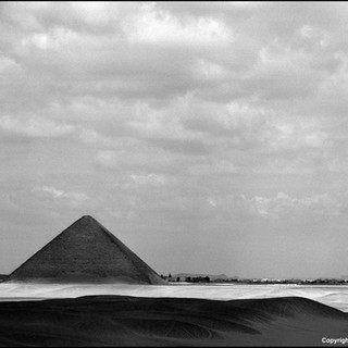 The Red Pyramid, Dahshur, 2017