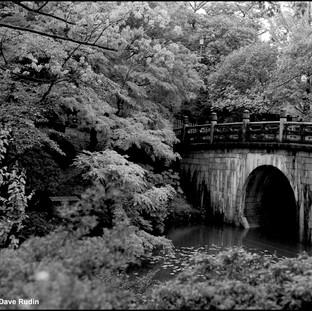 Stone Bridge, Kyoto, 2010