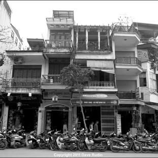 Old Quarter, Hanoi, 2011