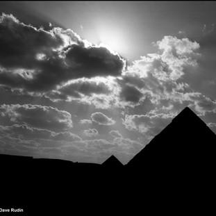 The Great Pyramids, Giza, 2017