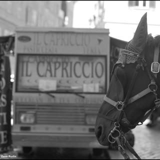 Il Capriccio, Rome, 2017