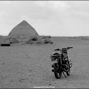The Bent Pyramid, Dahshur, 2017