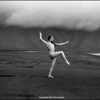 Nude, Iceland, 2013