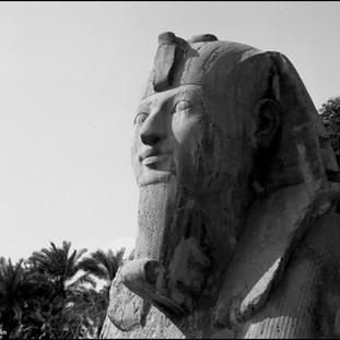 The Alabaster Sphinx, Memphis, 2017