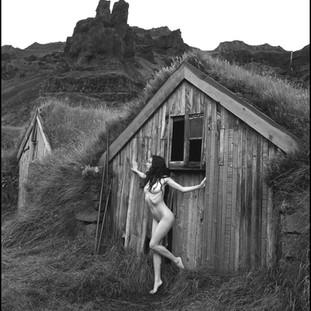 Nude, Iceland, 2014