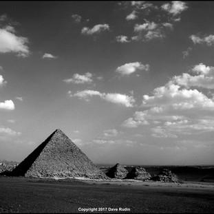 The Pyramid of Menkaure, Giza,2017